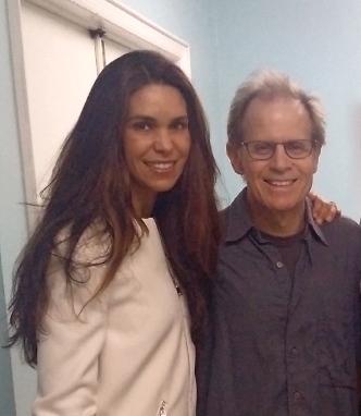 Elsa with Dr DanSiegel