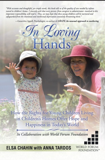 Book cover In Loving hands
